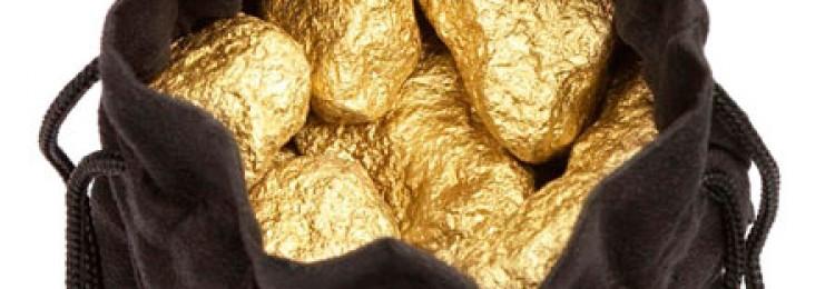 Золотые акции бинарных опционов