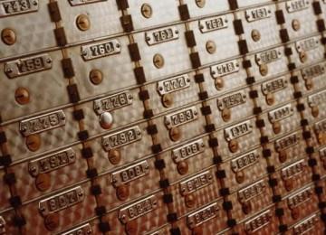 Банковская ячейка как способ хранения ценностей